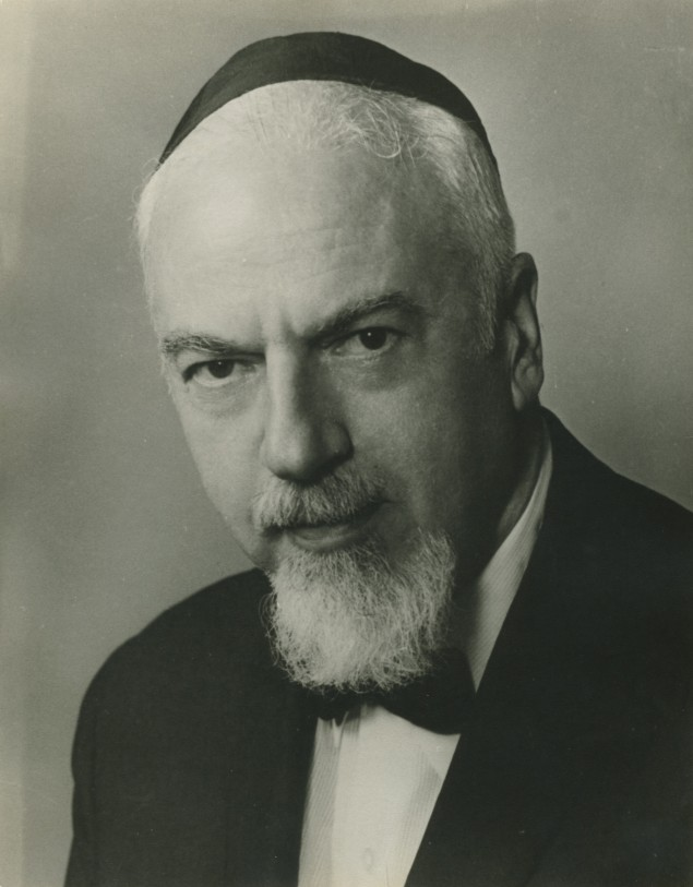 Rabbi Alexander Rosenberg, rabbinic administrator of the OU Kosher Division from 1950 to 1972, was a seminal figure in shaping the modern kashrut system.