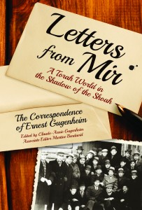 Letters from Mir Cover