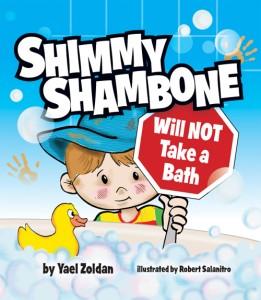 Shimmy Shambone Will Not Take a Bath2