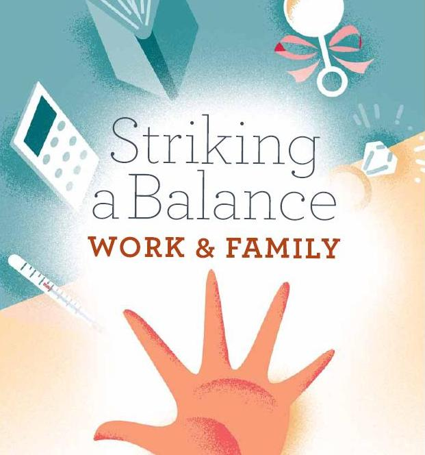balancing a career and a family essay Family influence essay: over the past 18 years my parents have constantly encouraged me to work hard, get an education, and to do the things that i am passionate about.