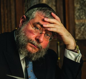 "Europe is going through a tremendous identity crisis; the Jewish community is right in the middle of it. We've got to fight for the right for Jews to live anywhere; we haven't given up on France,"" says Rabbi Pinchas Goldschmidt, chief rabbi of Moscow and president of the Conference of European Rabbis."