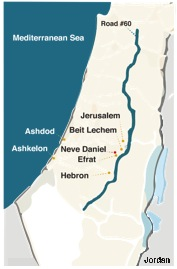 Map: Deena Katzenstein
