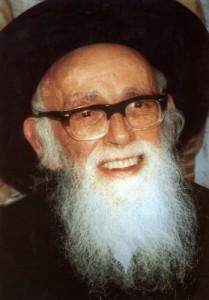 """Rav Shlomo Zalman Auerbach, zt""""l"""